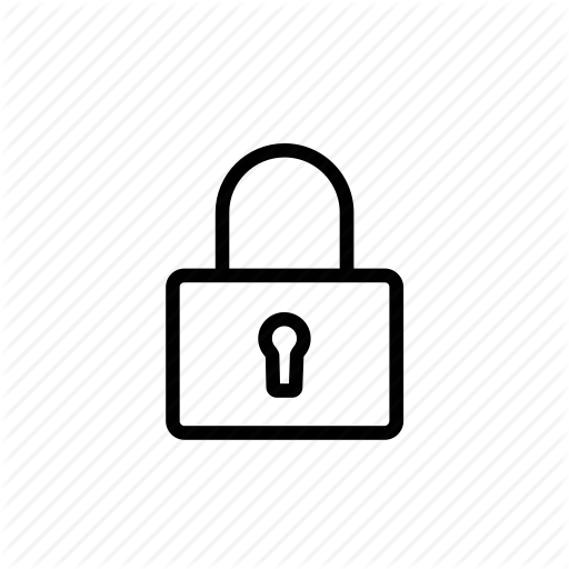 Lock, Lock Sign, Lock Symbol, Locked, Screen Lock Icon