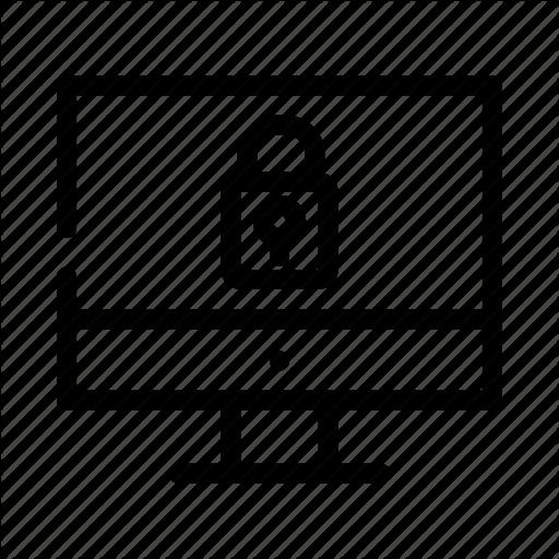 Computer Security, Defender, Lock, Mac, Protection, Security Icon