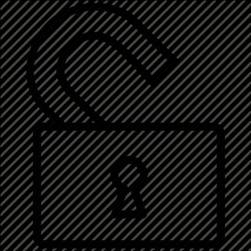 Freedom, Hack, Lock, Open, Padlock, Password, Secure, Security
