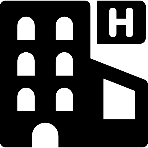 Hotel Building Icons Free Download