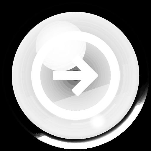 Bubble, Log Off Icon