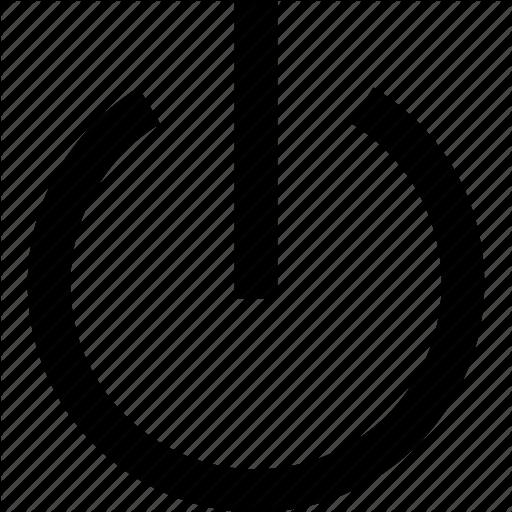 Control, Logoff, Off, Power, Ui Icon