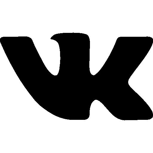 Vk Social Network Logo Icons Free Download