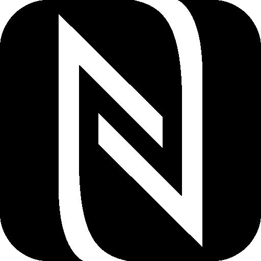 Mobile Nfc Logo Icon Windows Iconset