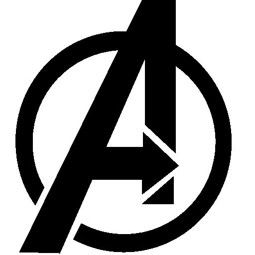 Avengers Logo Icon
