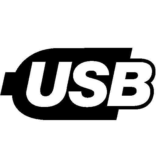 Computer Hardware Usb Logo Icon Windows Iconset