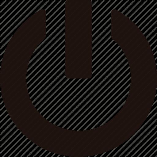 Disconnect, Exit, Logout Icon