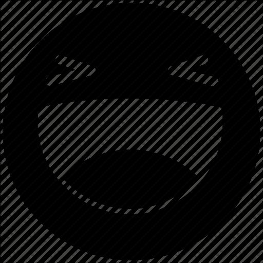 Emoji, Fun, Funny, Haha, Laughing, Lol Icon