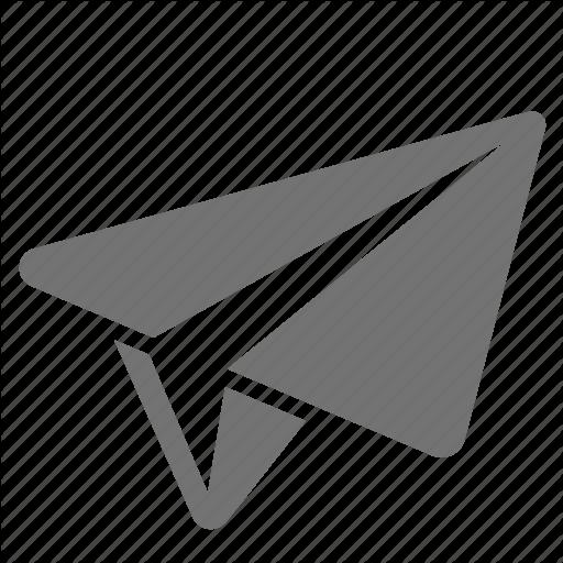 Paper Plane Vm Paper Plane Paper Plane, Airplane Icon, Company