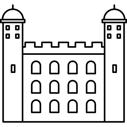 Tower Of London Icons Free Download