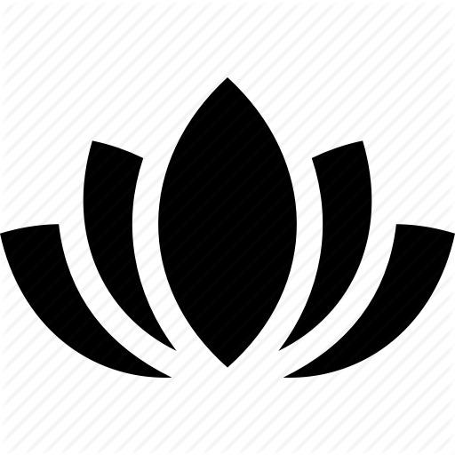 Lotus, Lotus Flower, Spa Icon