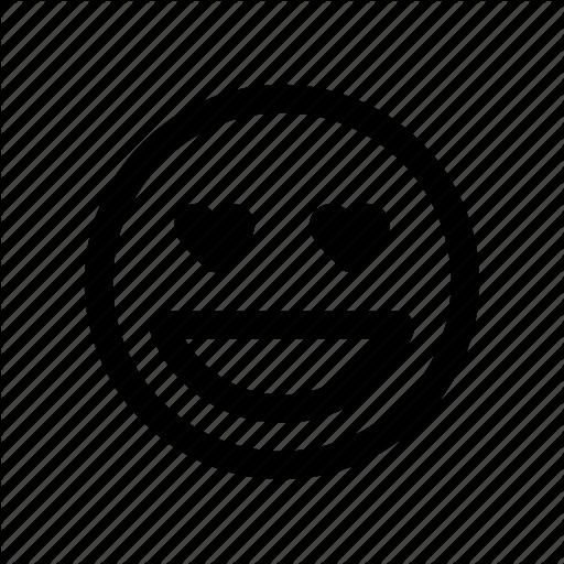 Appreciation, Devotion, Emoji, Face, Love, Passion, Smiley Icon
