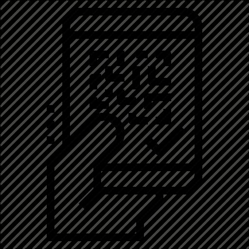 Code, Information, Mobile, Qr, Reward, Scan Icon