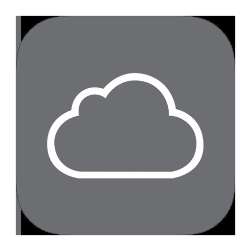 Metroui Apps Icloud Alt Icon Style Metro Ui Iconset