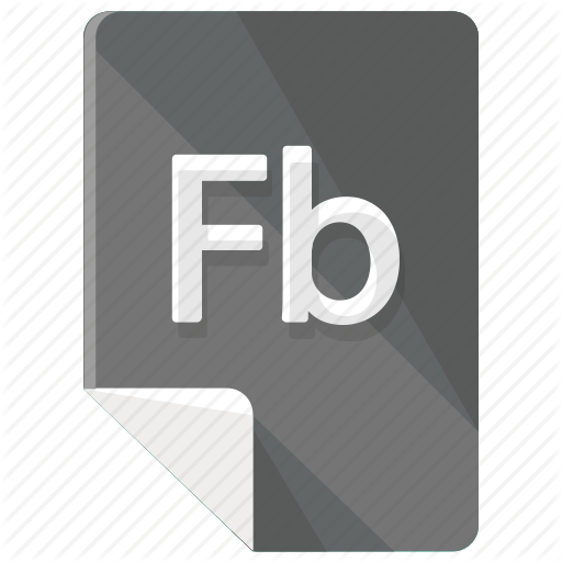 Extension, Fb, File, Format Icon