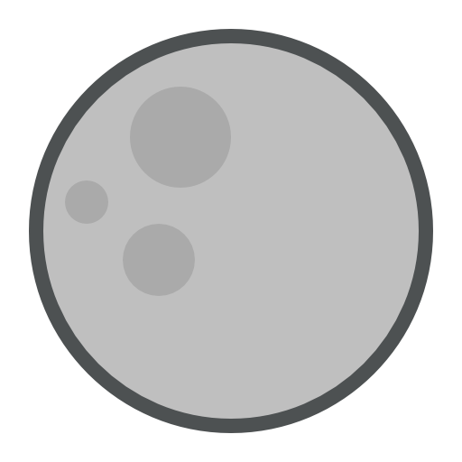 Moon Icon Free Of Space Icons