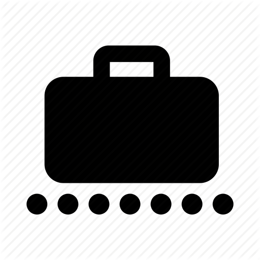 Luggage Vector Baggage Transparent Png Clipart Free Download