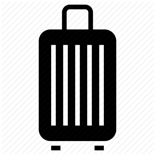Average Luggage, Baggage, Bags, Luggage, Rolling Bag, Travel