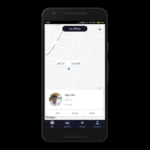 Ls Driver Taxi App Apk