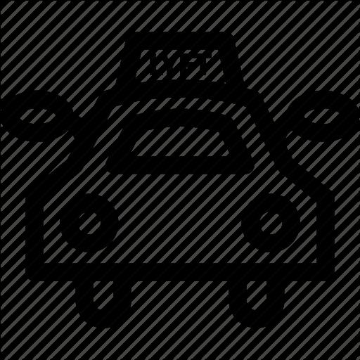 Lyft, Lyft Car, Lyft Driver, Lyft Vehicule Icon