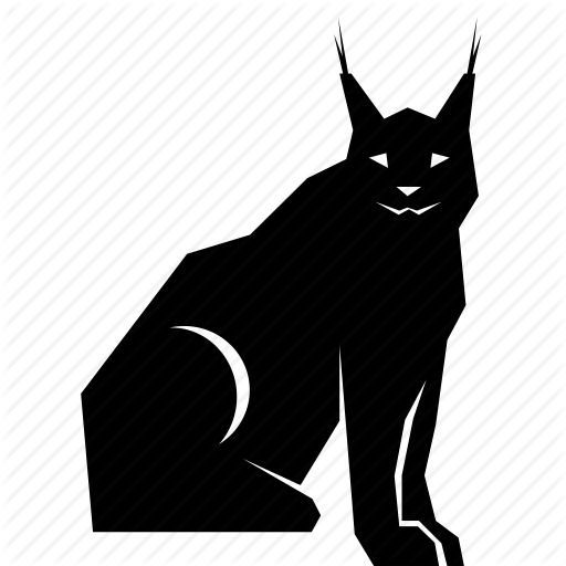 Animal, Lynx Icon