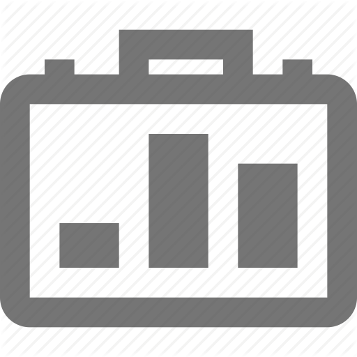 Business, Chart, Company, Global, Material, Report, Research Icon