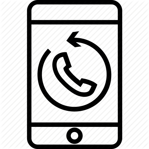 Application, Mobile, Mobile Call, Mobile Missed Call Icon