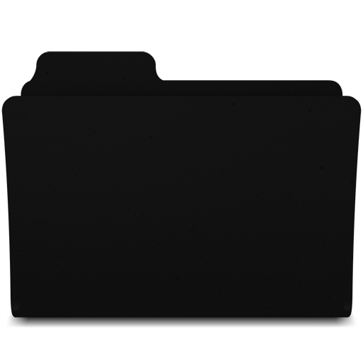 Black Mac Folder Icons For Applications Images