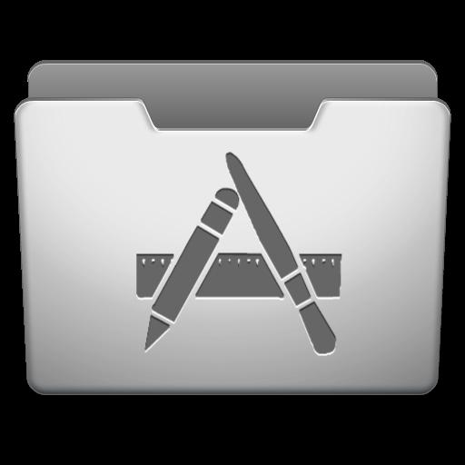 Aluminum Grey Applications Icon