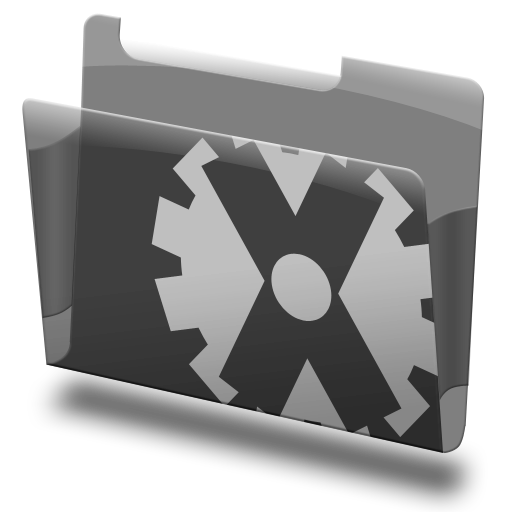Applications, Folder Icon Free Of Bundle Icons