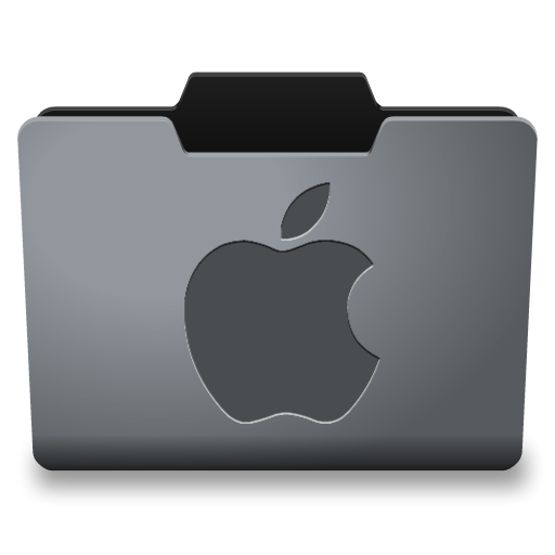 Apple Folder Icons Images