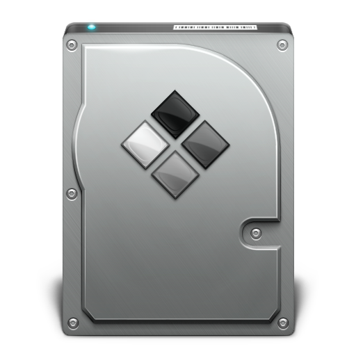 Mac Drive Icons