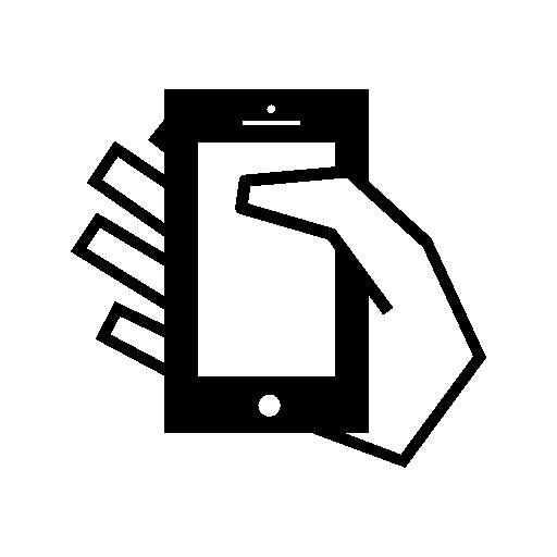 Mac Hand Icon