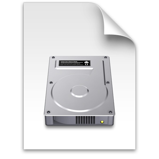 Mac Hard Drive Icons