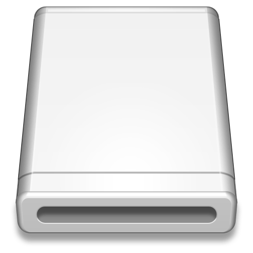 Drive Icon Mac Removable