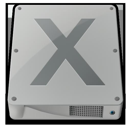 Drive Internal Osx Icon