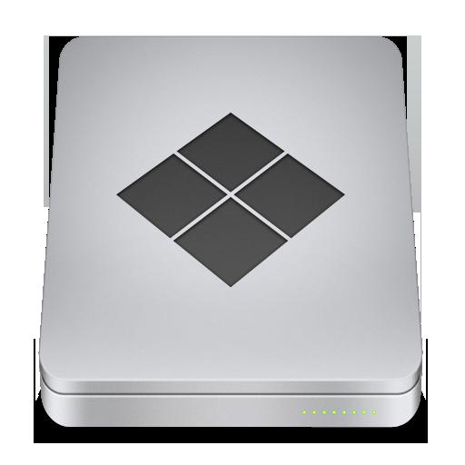 Bootcamp Icon Unibody Drive Iconset Komfort Zone