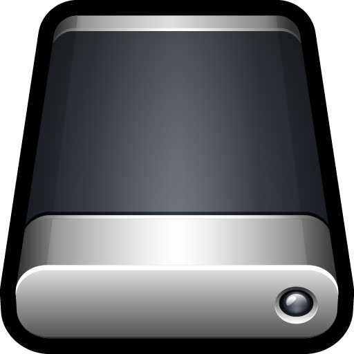 Device External Drive Generic Icon Hard Drive Iconset Hopstarter