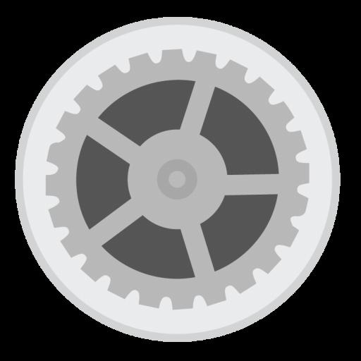 Settings Icon Mac Stock Apps Iconset Hamza Saleem Logo Image