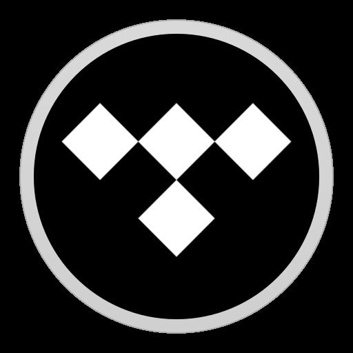 Tidal Mac Icon