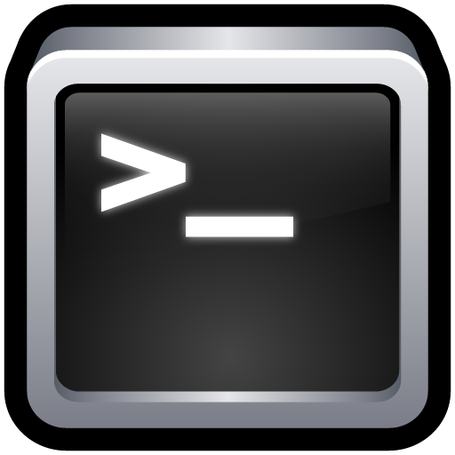 Code, Command, Command Prompt, Mac, System, Terminal Icon