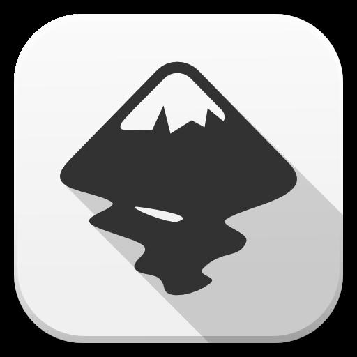 Inkscape Brew Formula Runs Successfully But App Not