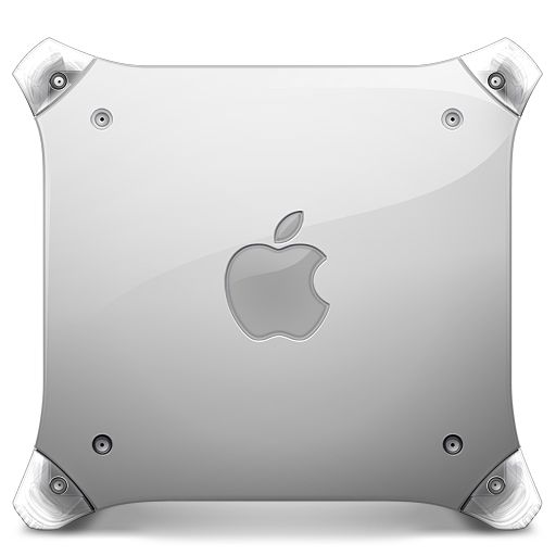 Powermac Quicksilver Icon Historic Mac Iconset Igabapple