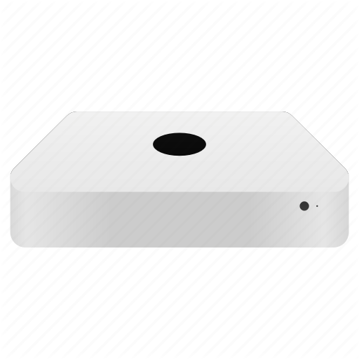 Apple, Mac, Mac Mini Icon