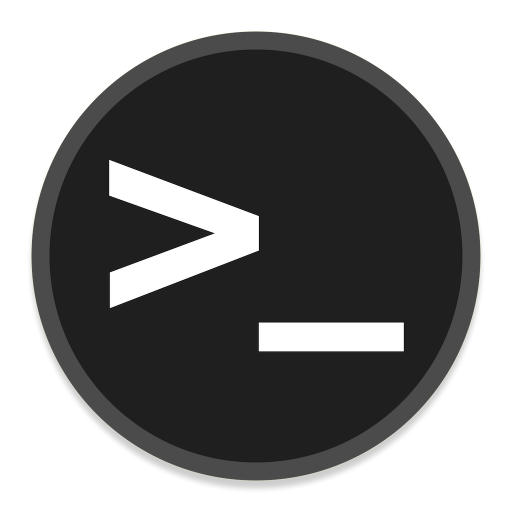 Terminal Icon Free Of Button Ui System Apps Icons