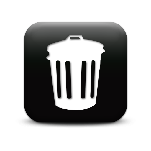 Mac Trash Can Icon