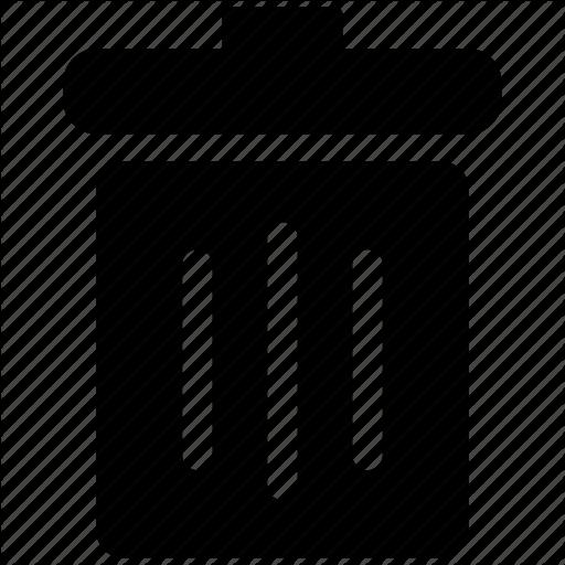 Transparent Trash Trashcan Transparent Png Clipart Free Download
