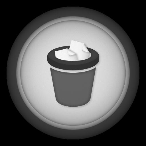 Trash Full Icon Mac Apps Iconset