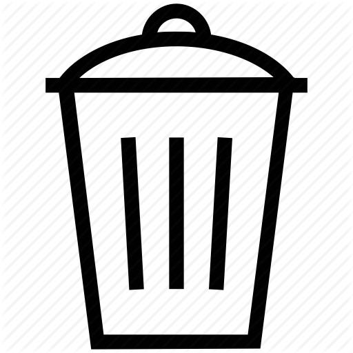 Delete, Dustbin, Garbage, Remove, Trash, Trash Can, Trashbn