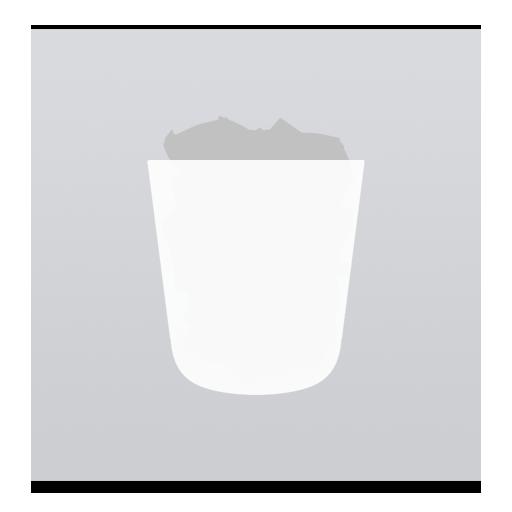 Mac Trash Icon